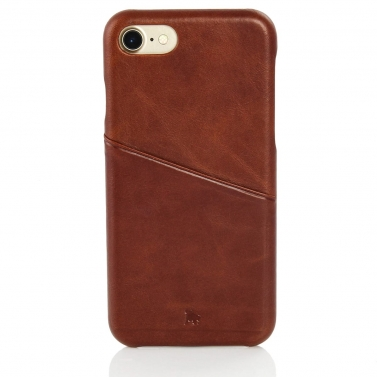 iPhone 7 8 leather case with card slot BULLAZO