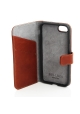 iPhone 7 Flip Case Leder Klapphuelle