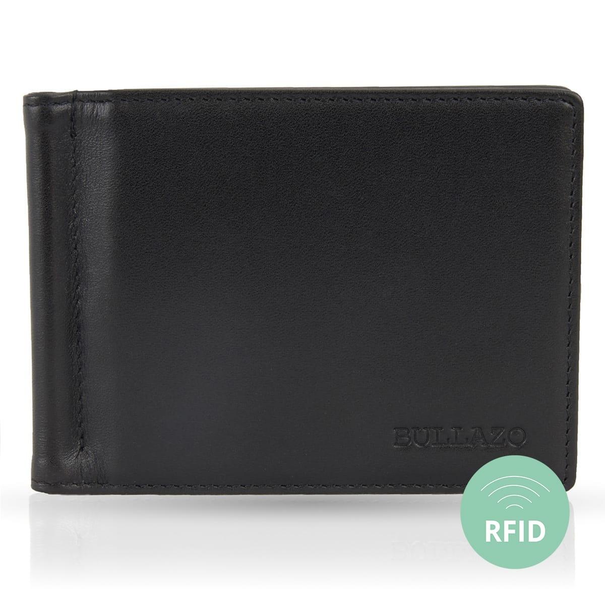 64a3c2aed4978 Herren Geldbörse mit Geldklammer und RFID Schutz - ohne Münzfach