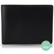 Slim RFID blocking wallet for men - no coin pocket