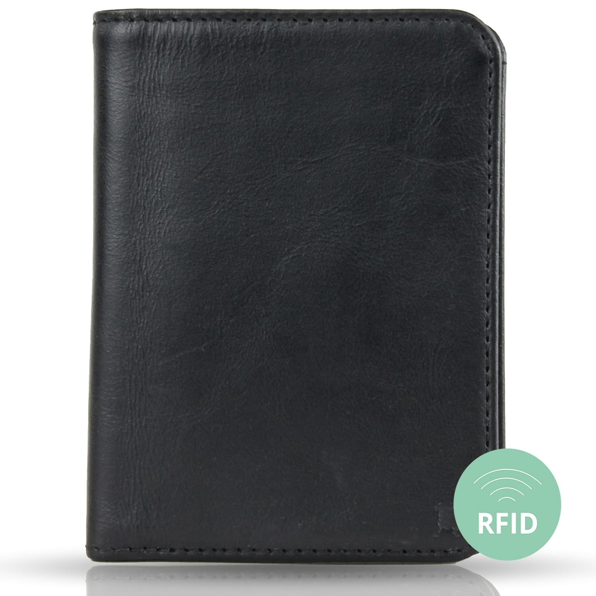 SLIM Wallet for Men with RFID Protection