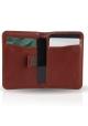 SLIM Wallet Portemonnaie Herren Geldbörse & RFID Schutz