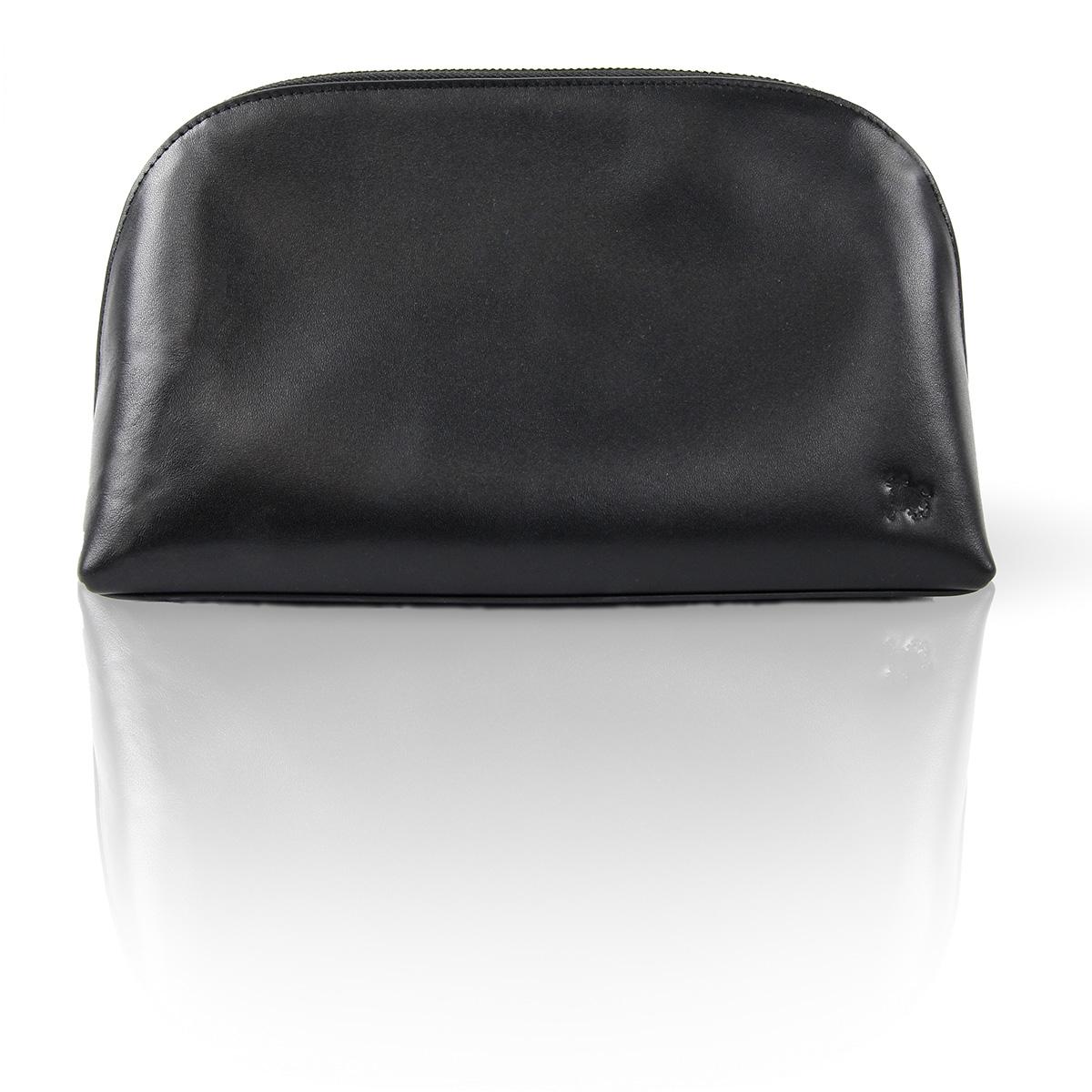 Kosmetiktasche-Damen-schwarz-rot-grau-Kosmetischbeutel-Maku-up-bag-puche-leder-leather_0001_red-inside