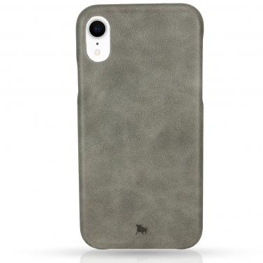 iPhone X leather case - elegant slim design