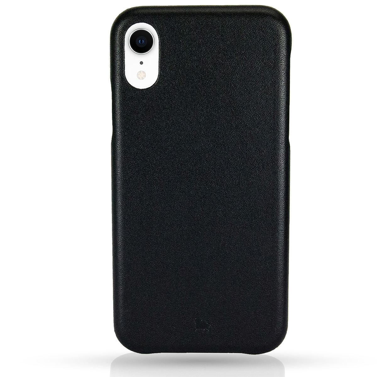 new style a167d f095a iPhone XR Case Leather - Minimalistic Design