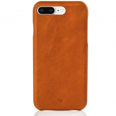 iPhone 8 Plus Leather Case - Slim Design