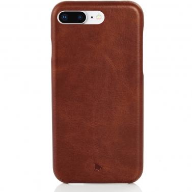 iPhone 8 Plus Leder Case - schlankes Design
