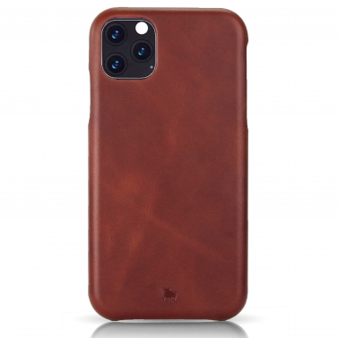 iPhone 11 XI Pro Leder Hülle - slim Design