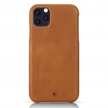 iPhone 11 XI Pro Leder Hülle - slim Design