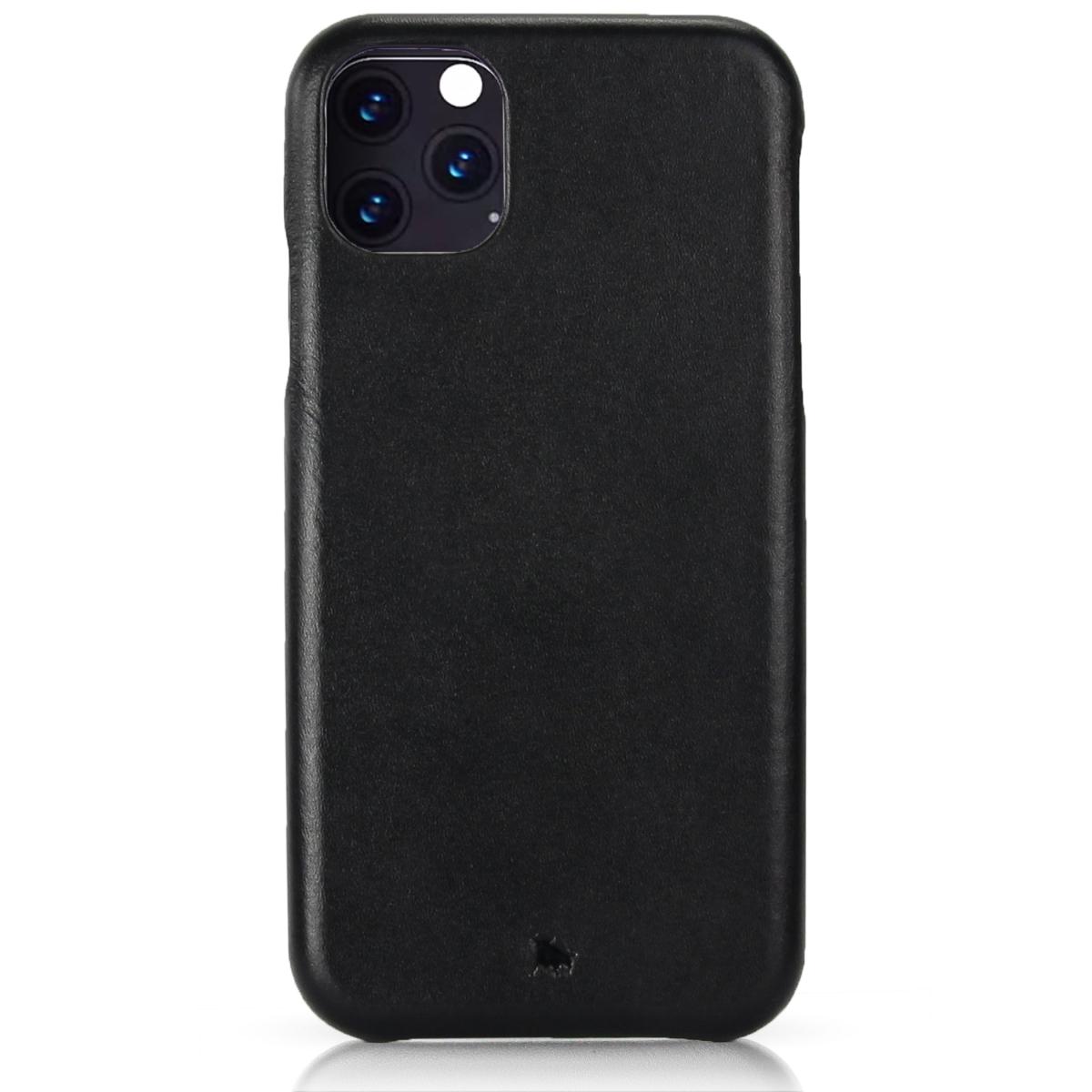 iPhone 11 XI Pro Max Case Leather - Minimalistic Design