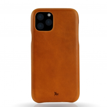 iPhone 11 XI Leder Hülle - slim Design