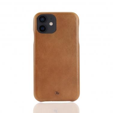 iPhone 12 Leder Hülle - slim Design
