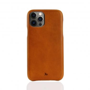 iPhone 12 Pro Max Leder Hülle