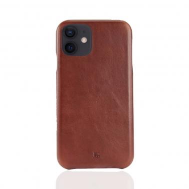 iPhone 12 Mini Leder Hülle - slim Design