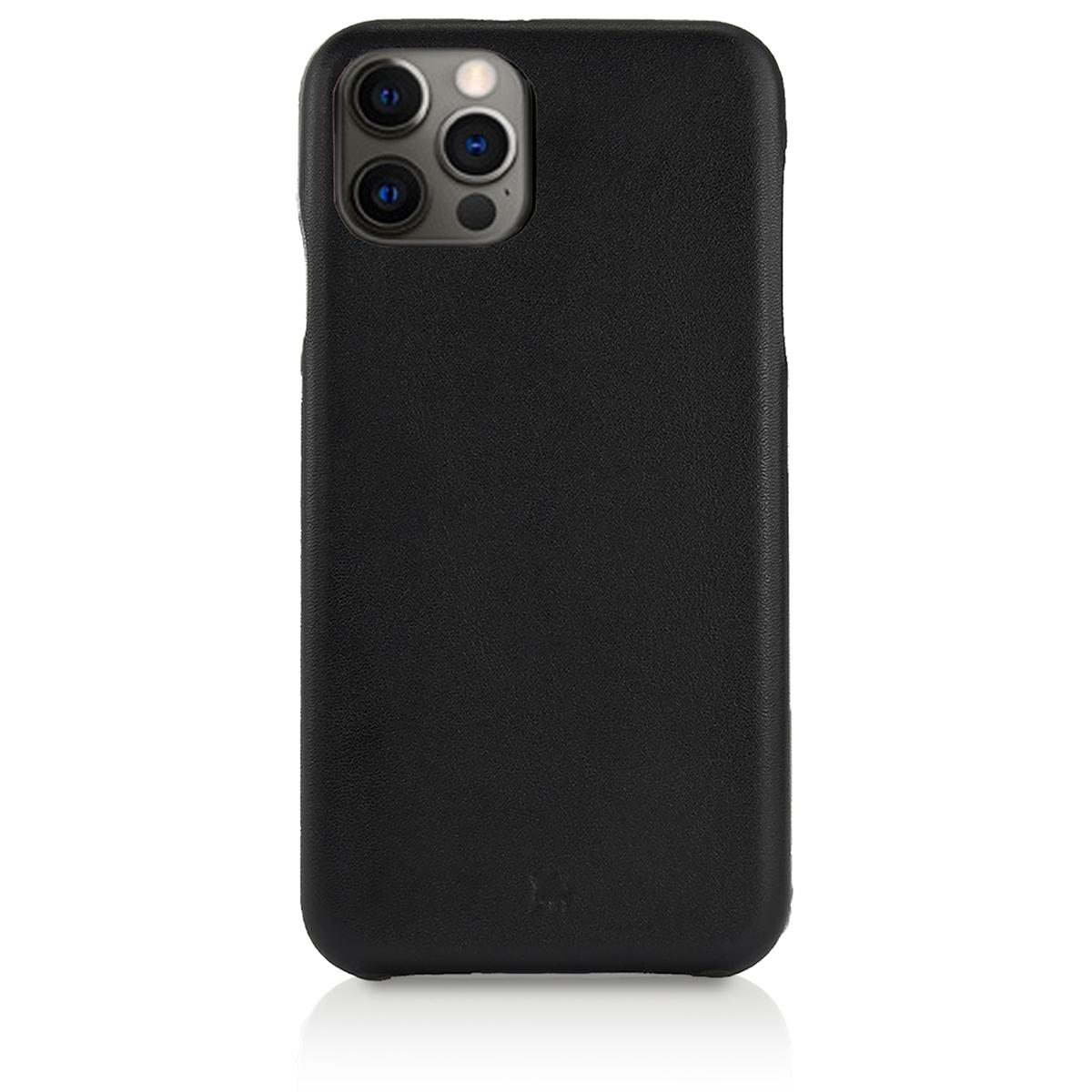 iPhone 12 Pro Leder Hülle