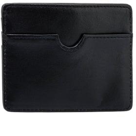 cardholder men leather